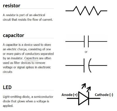 wk 6: Electronics Design