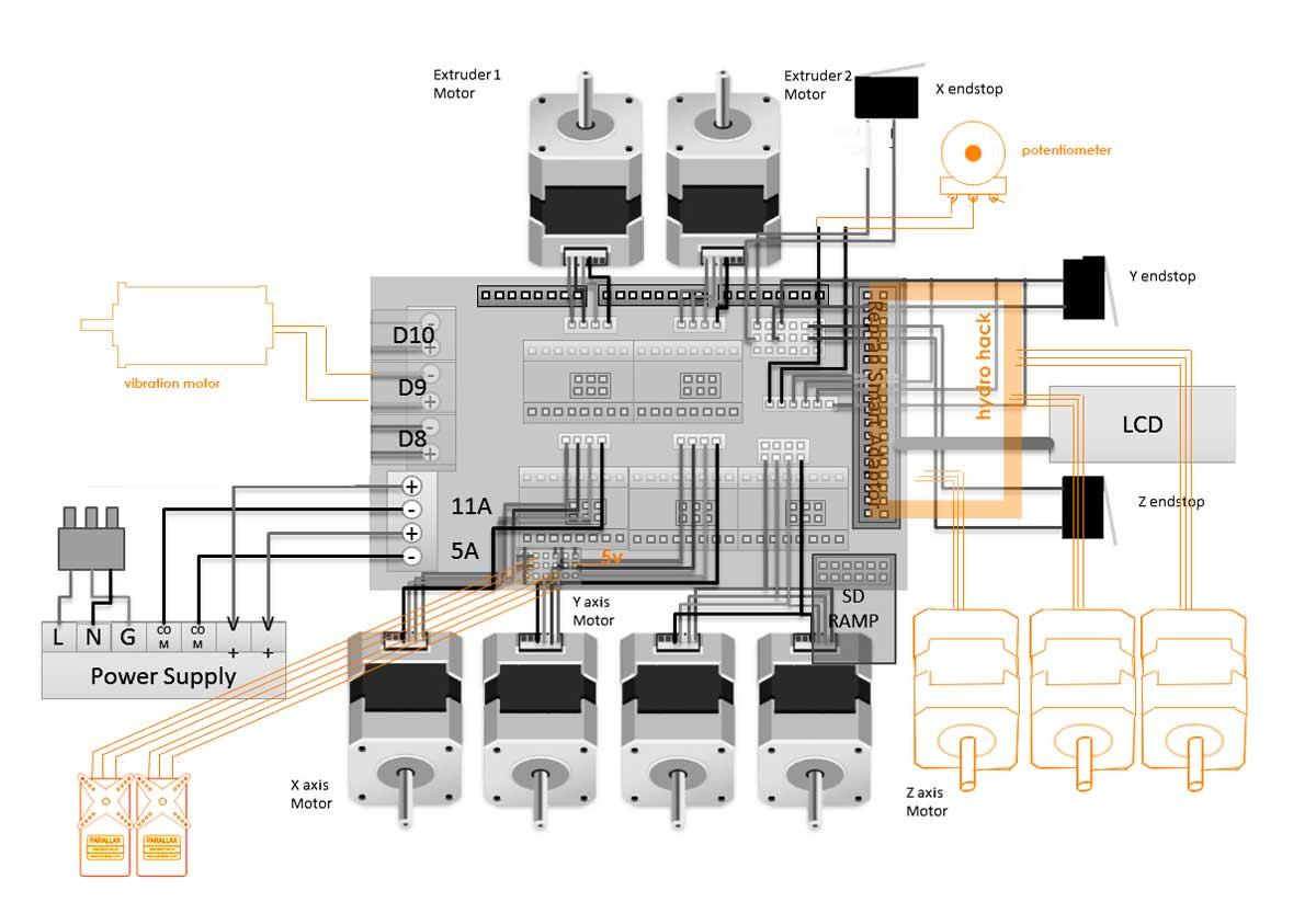 Fa16 Circuit Board Joy Studio Design Gallery Best Hydrohack