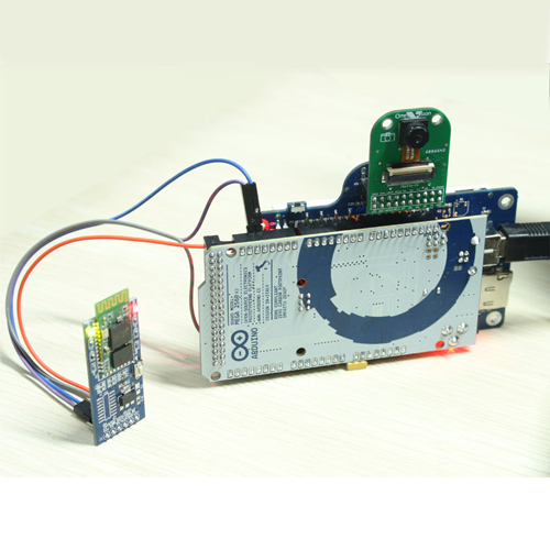 Arduino Based Camera