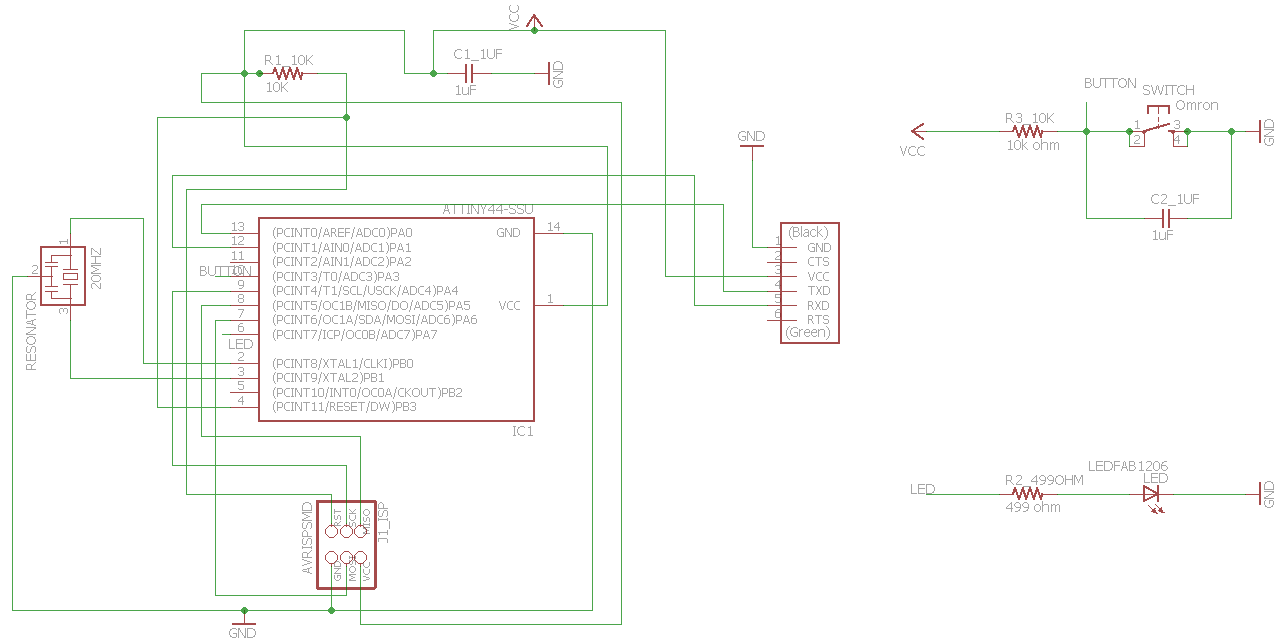 Smart Home Panel Know If It Will Be Readable But Here Is A Wiring Diagram Of Fuse C The Button Connected To Ground When Pressed This Means That Pina For Pa3 0 Viceversa Not