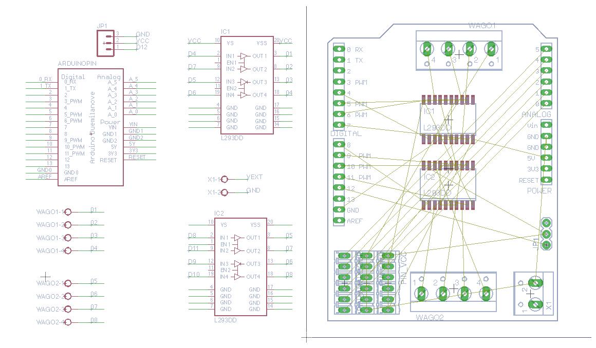 Schematics and Board layout Design