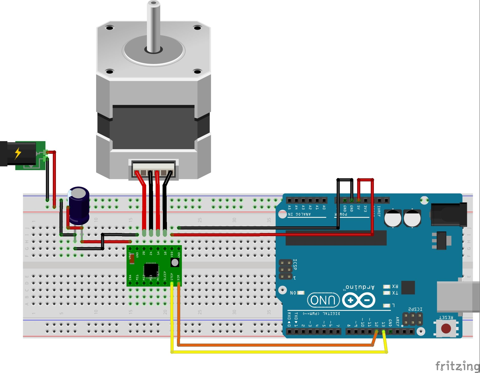 Array of chars arduino