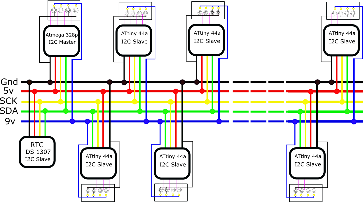 Fab Lab 2017 Muhammad Asim Looking For A Red Laser Diode Circuit Controlablelm317components01 After Doing Back Ground Checks On I2c Design Led Types And Power Switching Circuits The System Diagram Was Finalized