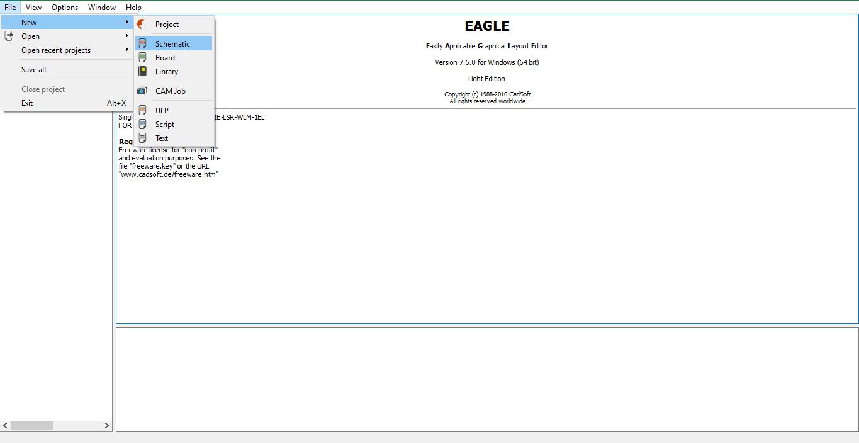 Enchanting Eagle Layout Editor Crest - Electrical System Block ...