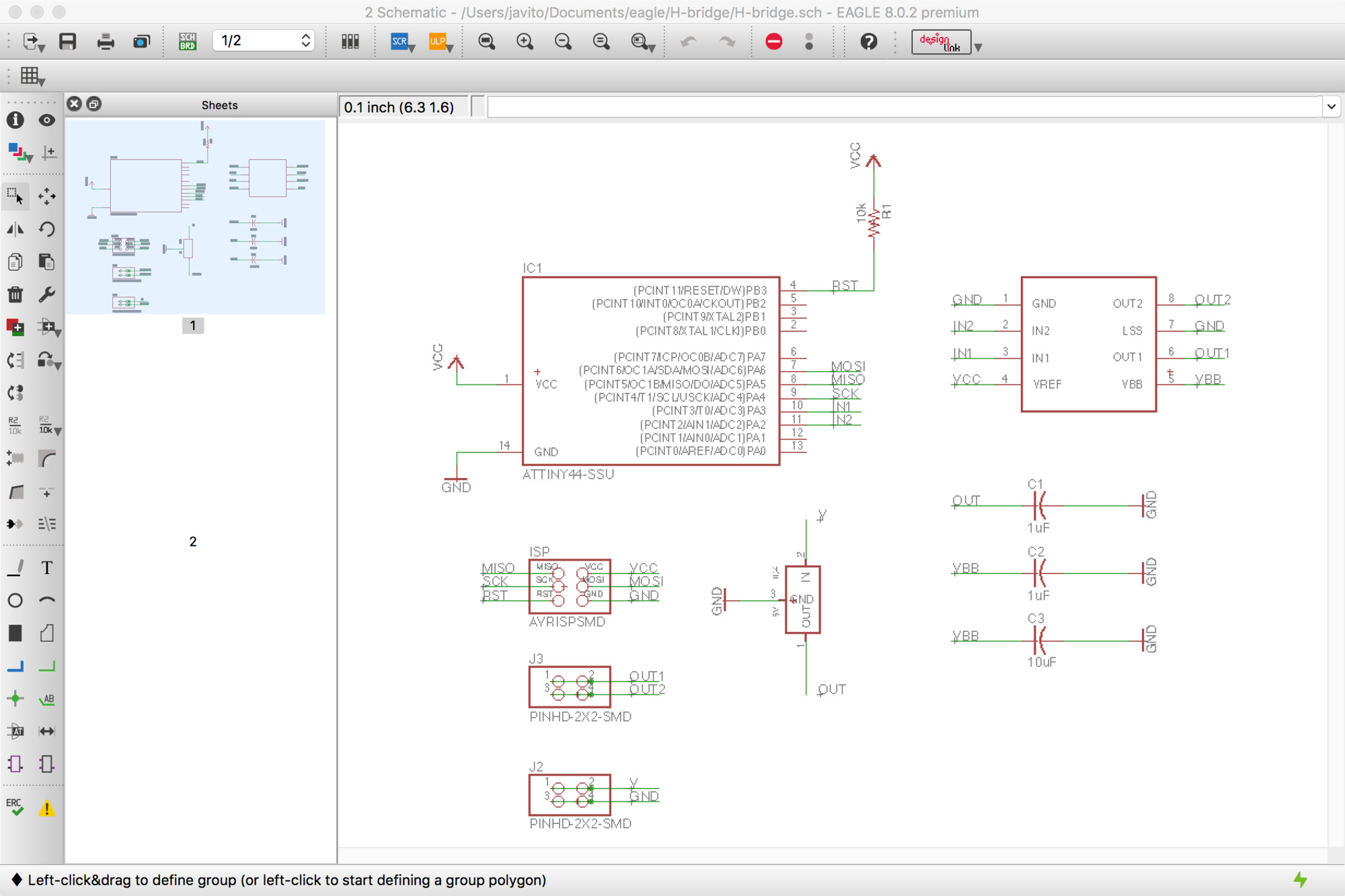 Pretty Eagle Circuit Simulation Gallery - Electrical and Wiring ...