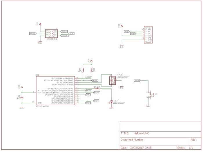 Fab Lab Academy LM Electronics Design