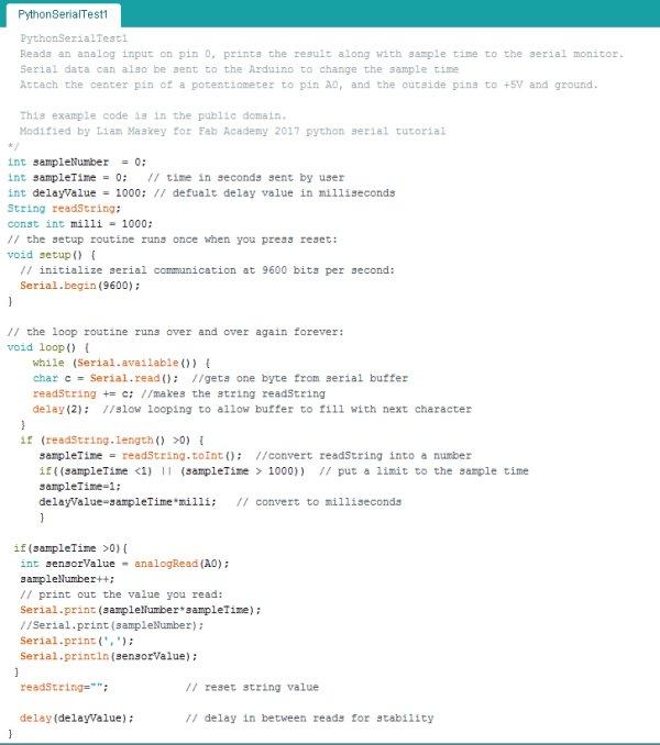 Esp32 Esp8266 Arduino Serial Munication With Python