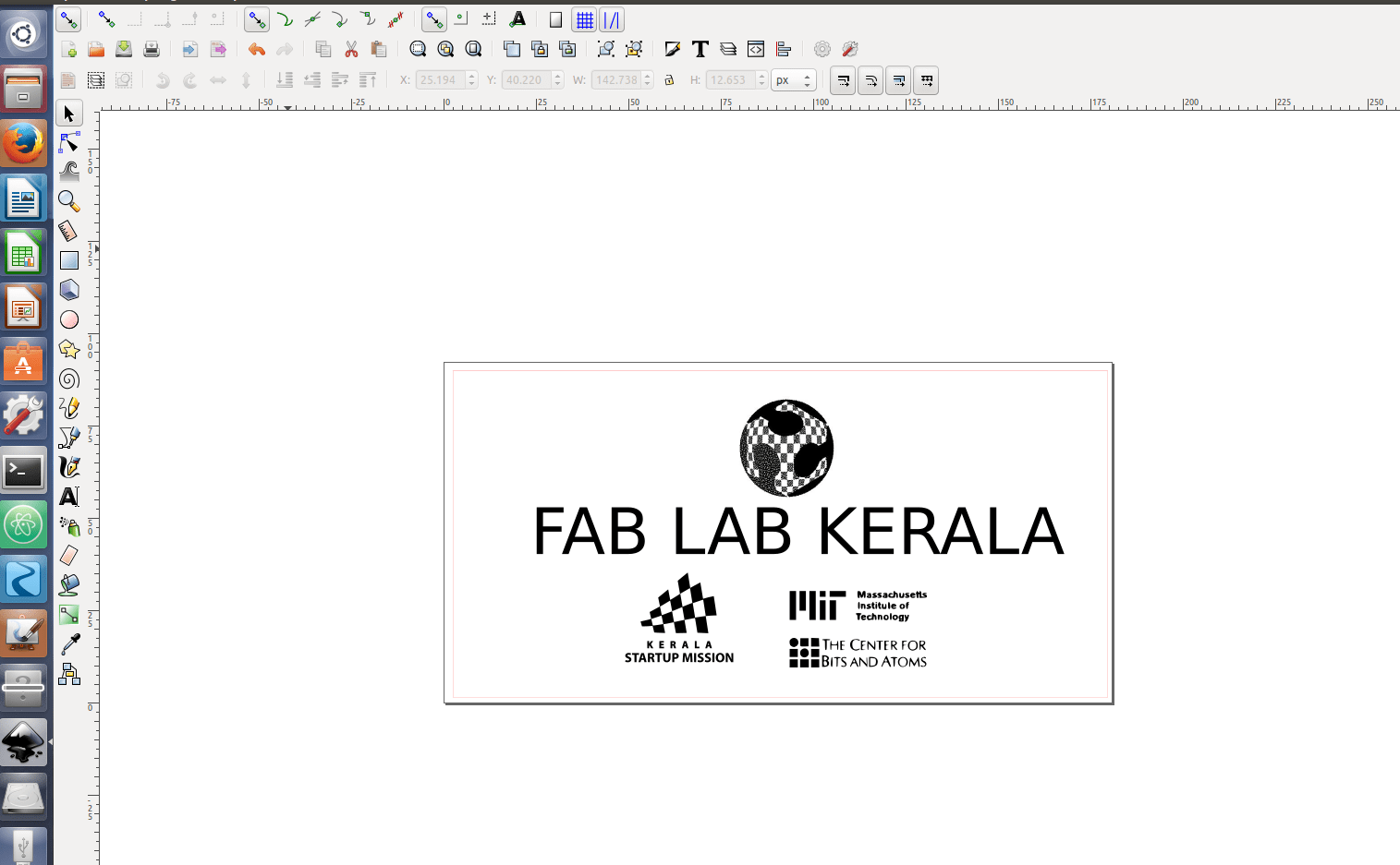 Ajiths Fab Diary 2017 Abstract Wireframe Globe On Circuit Board And Binary Code Background I Tried One More Design In Inkscapethis Time A 3d Vector Sphere Logo Referred From Youtube Tutorial Followed The Same Steps That