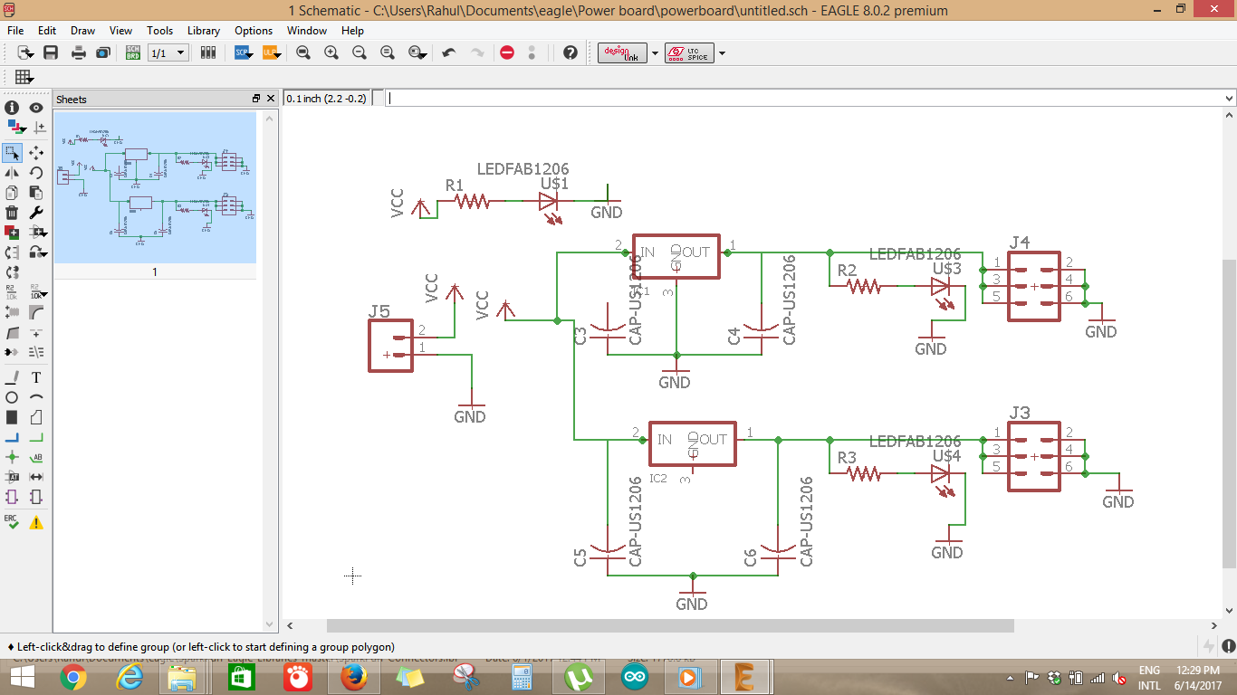 Final Project Reducing Printed Circuit Board Segway Self Balancing Double Gyro Robot Designing The Power