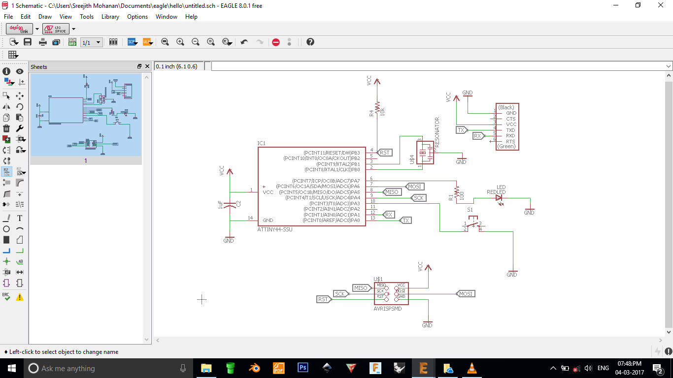Awesome Eagle Software Free Pictures Inspiration - Electrical System ...