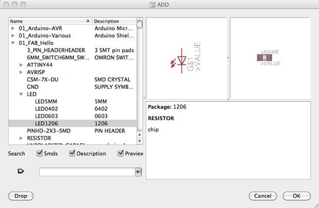 Download library arduino di eagle