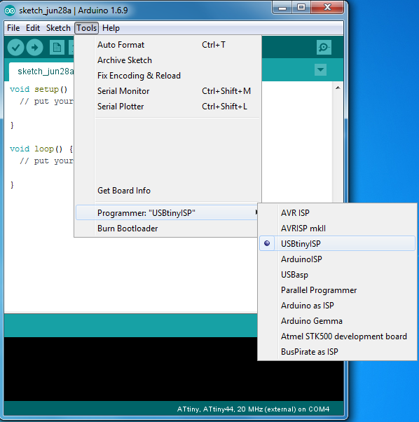 Arduino ide download github