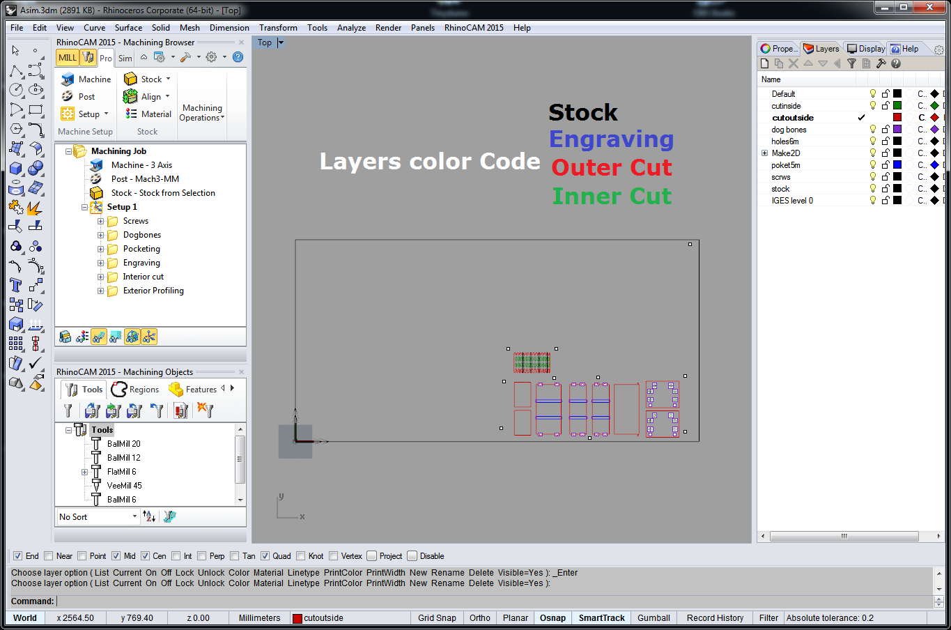 Cnc Milling Software