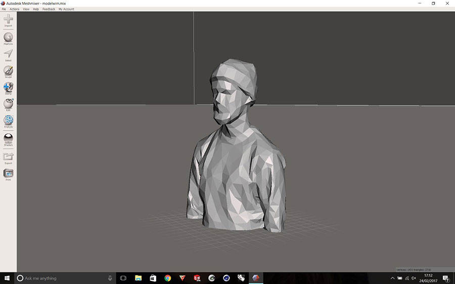3D Scanning with Scann3D, Kinect and Skanect