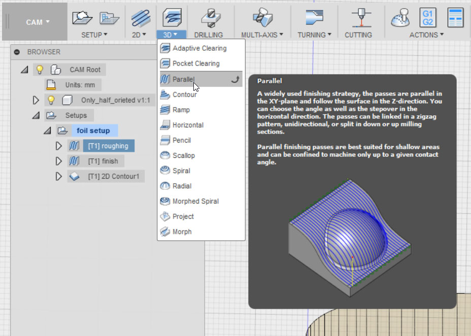 Eps In Fusion 360