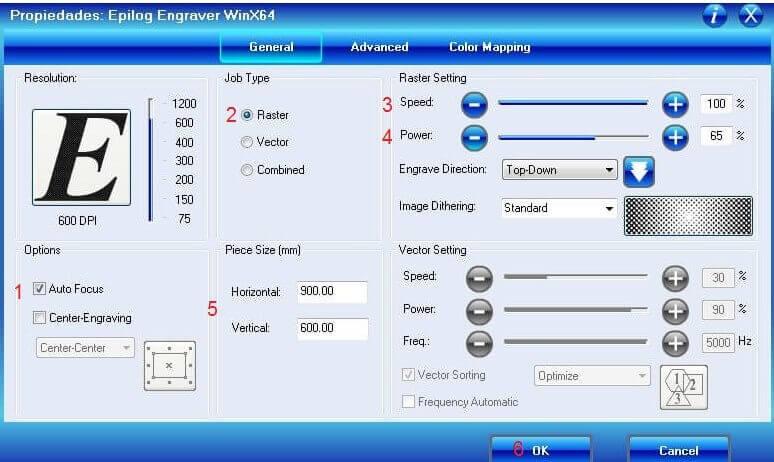 Lasercut Software