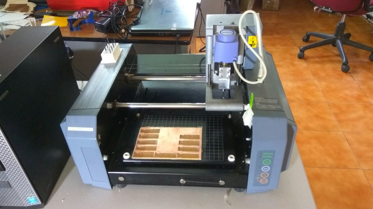 Fab lab Kerala Modella Milling machine