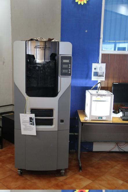 Fablab Kerala 3D printer