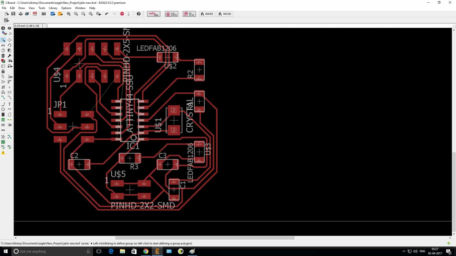 Jatin Parmar Infrared Ir Proximity Distance Sensor Programming Of