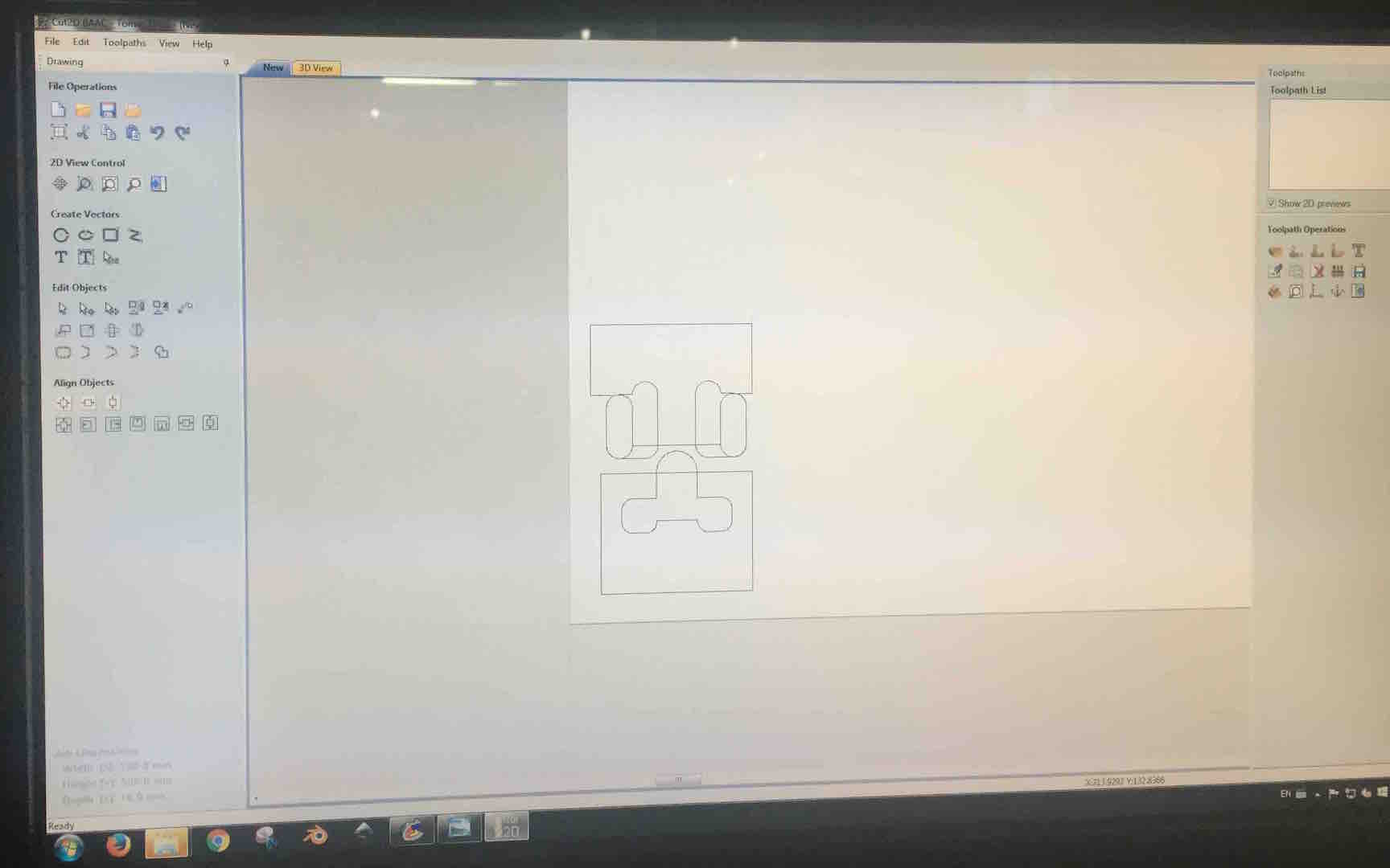 Week 7 - COMPUTER-CONTROLLED MACHINING