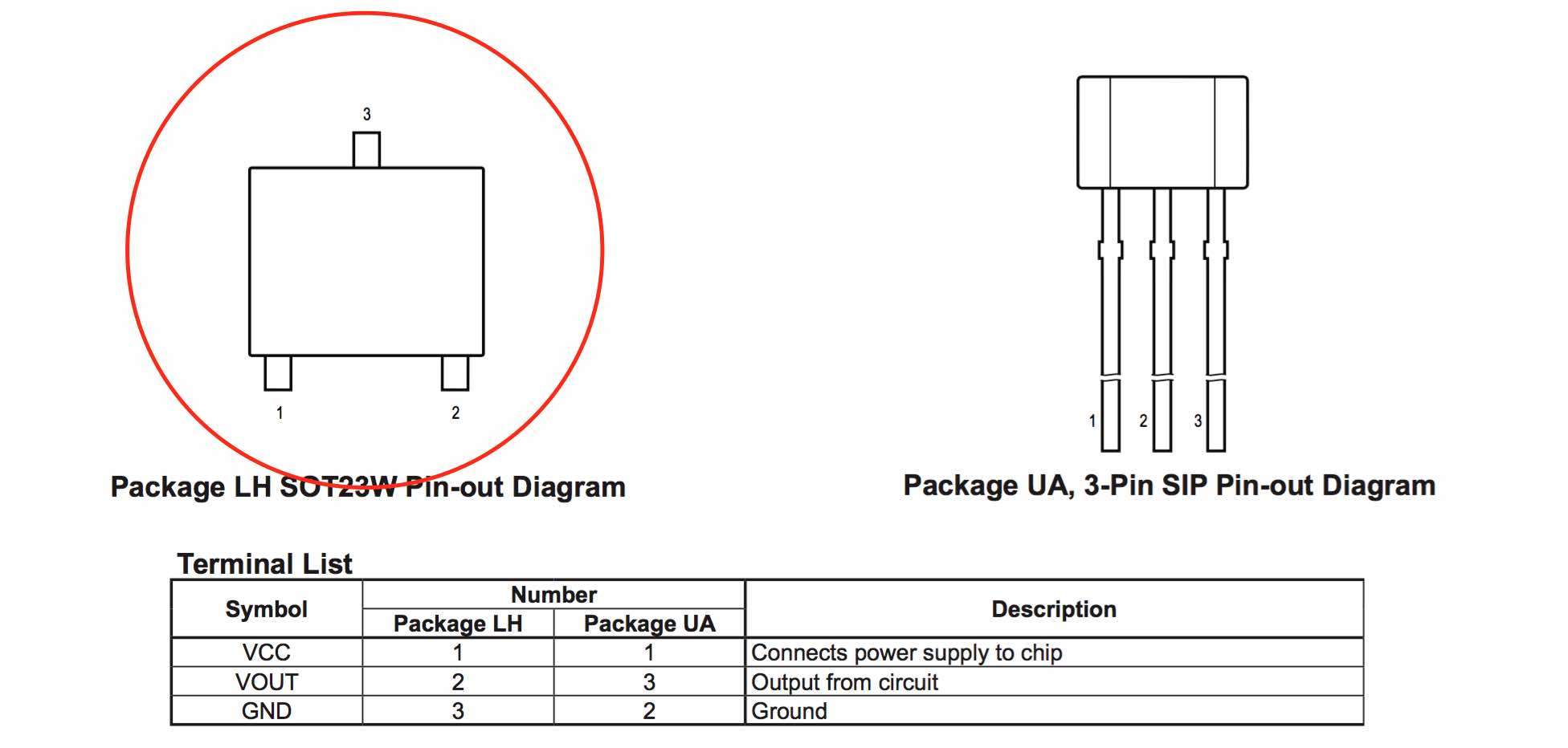 Week 11 Input Devices Sensor Circuit Diagram Further 2 Way Switch Wiring On Hall The Effect Part Output Page