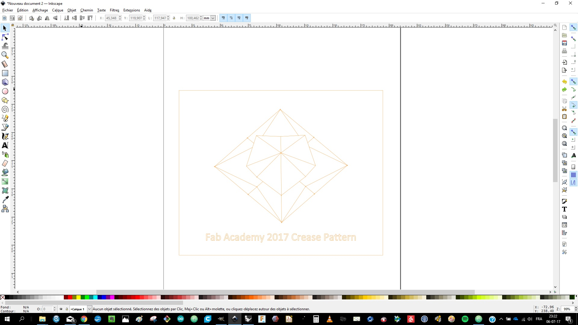 David Fabacademy 2017 Thomas Bus Wiring Diagrams For The Alt Step 07 I Generally Export Files From Rhino To Inkscape As Vector Based Pdf Format Because Handels Very Well This When Exported With